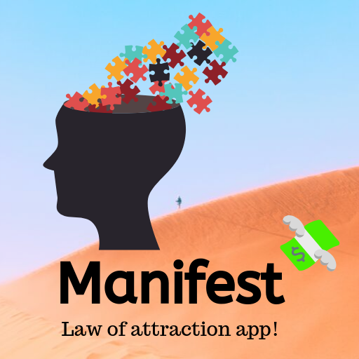 Best Law of attraction app (The secret) - Manifest