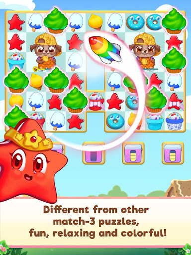 ud83cudf53Candy Riddles: Free Match 3 Puzzle 1.209.7 screenshots 7