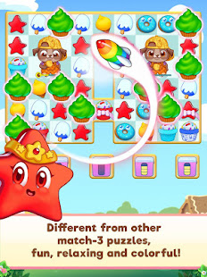 ????Candy Riddles: Free Match 3 Puzzle