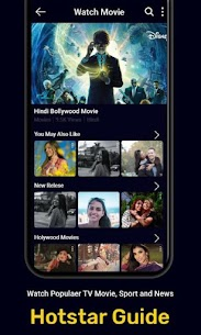 Hotstar Live TV Shows – Movies & Streaming Guides 1