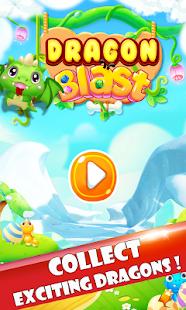 Dragon Blast Mania - Match 3 Game