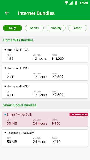 TNM Smart App  Paidproapk.com 3