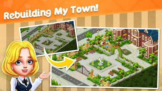 Town Story – Match 3 Puzzle 3.5.5002 Apk 2