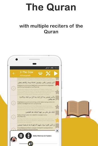 🕋 SALAT : Prayer Times, Azan or Quran (Muslim) 🕌  screenshots 2