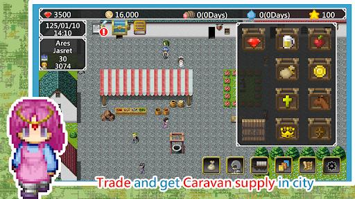 Isekai Traveling Merchant - Single Role Play RPG 1.1.48 screenshots 17