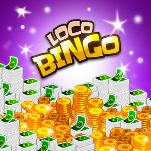 Loco Bingo FREE Games  Bingo LIVE Casino Slots