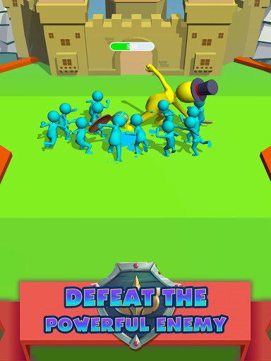 Gang Clash 3D  screenshots 9