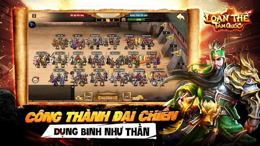 Lou1ea1n Thu1ebf Tam Quu1ed1c - Cu00f4ng Thu00e0nh SLG 1.8 screenshots 1