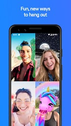 Messenger – Text and Video Chat for Free .APK Preview 1