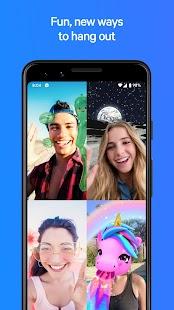 Messenger – Kostenlose Nachrichten und Videoanrufe Screenshot