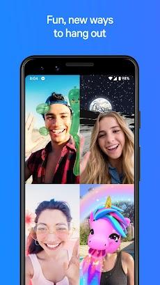 Messenger – 無料のSMSとビデオ通話のおすすめ画像1