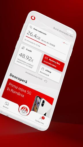 My Vodafone Romania 6.3.4 Screenshots 3