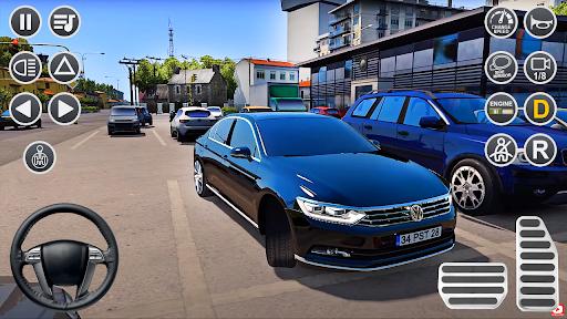 Real Car Parking Car Game 3D apkpoly screenshots 4