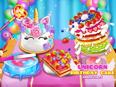 Birthday Cake Design Party – Bake, Decorate & Eat! 1.6 Mod + Data (APK) Full 1
