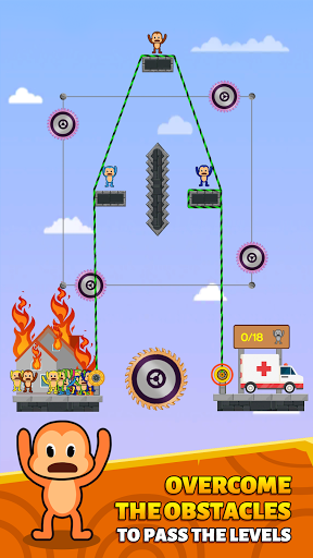 Monkey Rescue Puzzle 1.0.2 screenshots 1