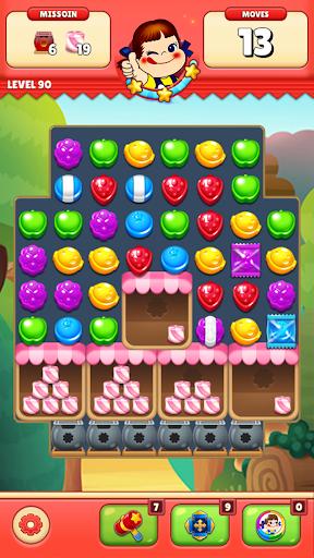 Milky Match : Peko Puzzle Game screenshots 8