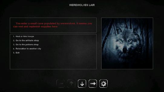 Grim wanderings 1.21 Download APK Mod 3