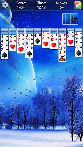 Spider Solitaire Fun  screenshots 5