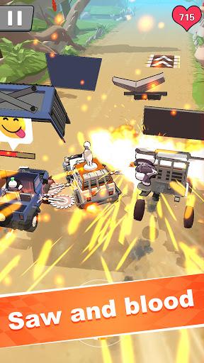 Car Rush: Fighting & Racing 1.0.2 screenshots 4
