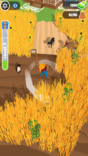 Harvest It! Manage your own farm apktram screenshots 1