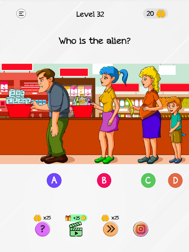 Braindom: Tricky Brain Teasers, Test, Riddle Games 1.4.4 screenshots {n} 5