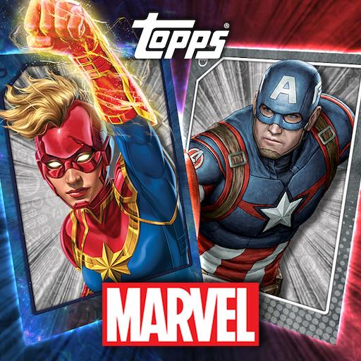 Baixar Marvel Collect! by Topps Card Trader para Android