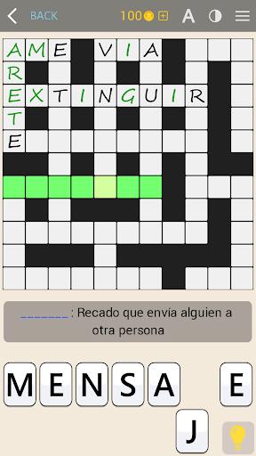 Crosswords - Spanish version (Crucigramas) 1.2.3 Screenshots 2