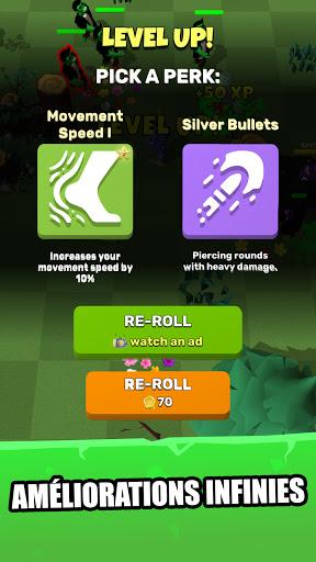 Code Triche Diableros: Zombie RPG Shooter apk mod screenshots 4