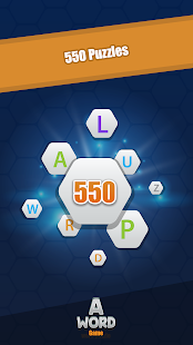 A Word Game Screenshot