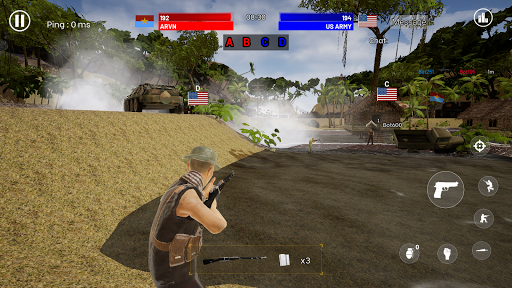 Red Storm : Vietnam War - Third Person Shooter 1.09 screenshots 6