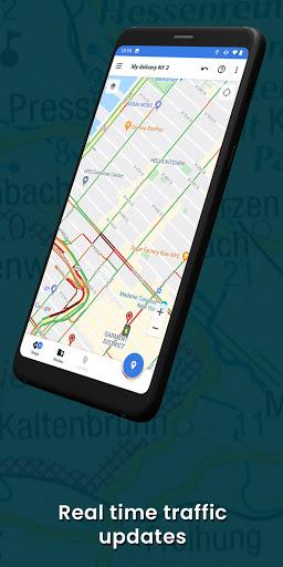 Multi Stop Route Planner Screenshots 8