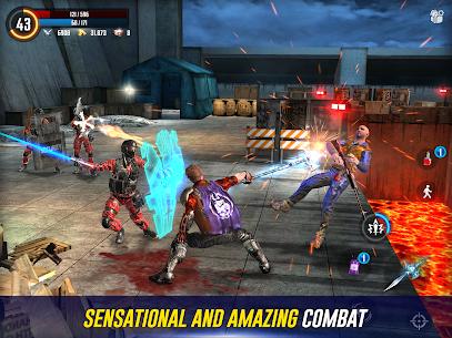 Cyber Prison 2077 MOD APK 1.3.8 (MOD MENU) Future Action Game against Virus 9