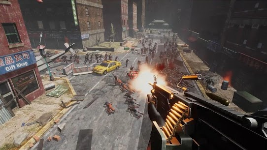 DEAD TARGET: Zombie Offline MOD APK 4.59 5
