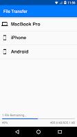 screenshot of File Transfer