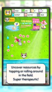 Meow Garden (Full) MOD APK 4.17 (Unlimited Money) 4