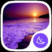 Seabeach-APUS Launcher theme