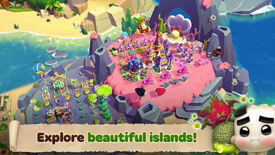 Merge Kuya Island MOD APK (Unlimited Money) Download 3