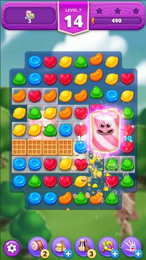 Lollipop & Marshmallow Match3  screenshots 11