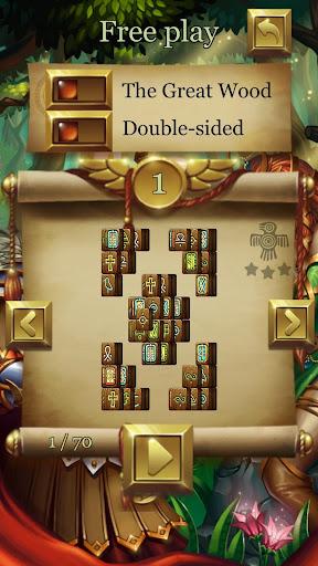 Doubleside Mahjong Rome  screenshots 2