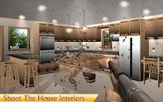 家を破壊する-インテリアを壊すホーム無料ゲームのおすすめ画像5