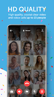 BiP u2013 Messaging, Voice and Video Calling screenshots 3