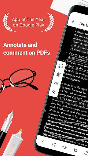 PDF Reader - Sign, Scan, Edit & Share PDF Document screenshots 1