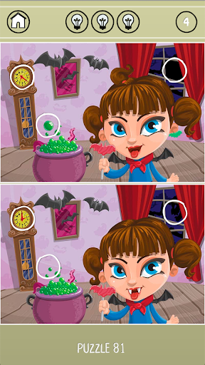 Spot the differences for kids screenshots 6