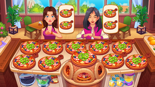 Cooking Family : Madness Restaurant Food Game 1