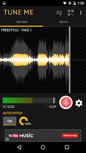 Tune Me 2.2.19 Screenshots 1