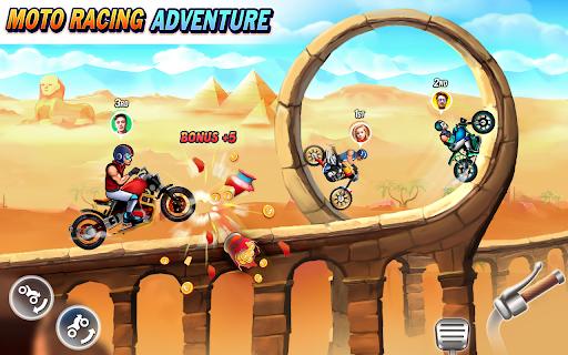Bike Racing Multiplayer Games: New Dirt Bike Games  screenshots 10