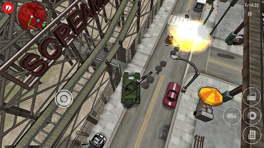 GTA: Chinatown Wars 1.04 Apk Mod (Unlocked) 2