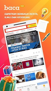 BACA PLUS - Baca Berita & Komunitas Game Screenshot