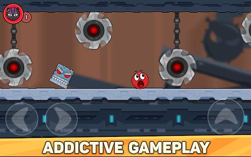 Bounce Ball 6: Red Bounce Ball Hero 5.2 Screenshots 12