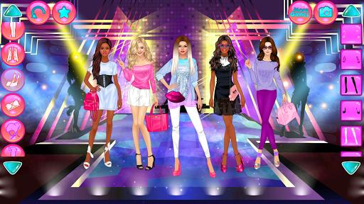 Girl Squad Fashion - BFF Fashionista Dress Up  screenshots 12